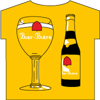 Belgian Beer T-shirt