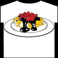 Belgian Waffle T-shirt