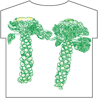 Brussel Sprouts T-shirt
