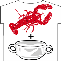 Lobster Soup T-shirt
