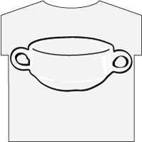 Soup Bowl T-shirt