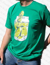 Photo of the Pickles T-shirt