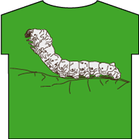 Silkworm T-shirt