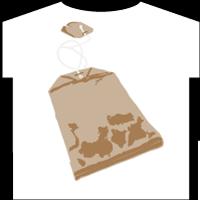 Teabag T-shirt