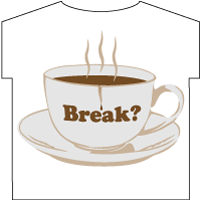 Break T-shirt