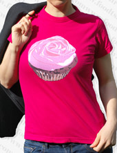 Photo of the Cupcake T-shirt